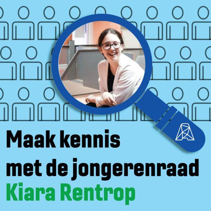 Jongerenraad Kiara Rentrop